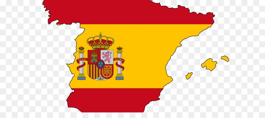 España, La Bandera De España, Mapa imagen png.