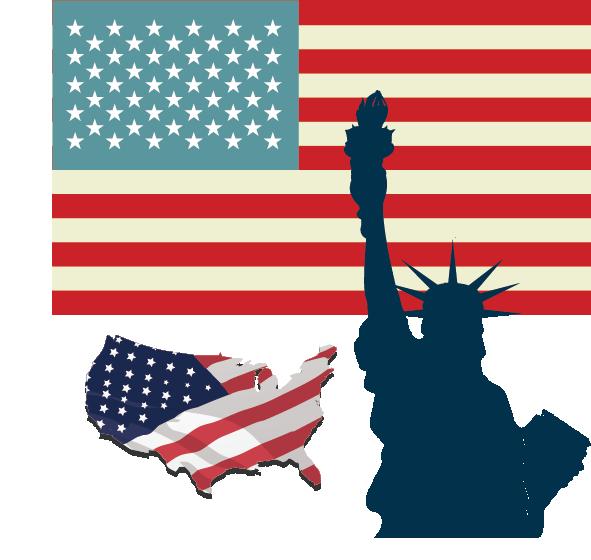 ▷ Imágenes de la Bandera de Estados Unidos 【Fotos, Dibujos, Gifs】.