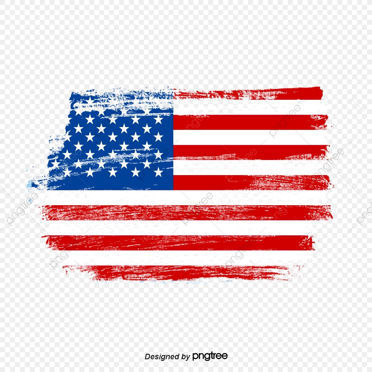 El Antiguo Elemento De La Bandera De Los Estados Unidos, Viejo.