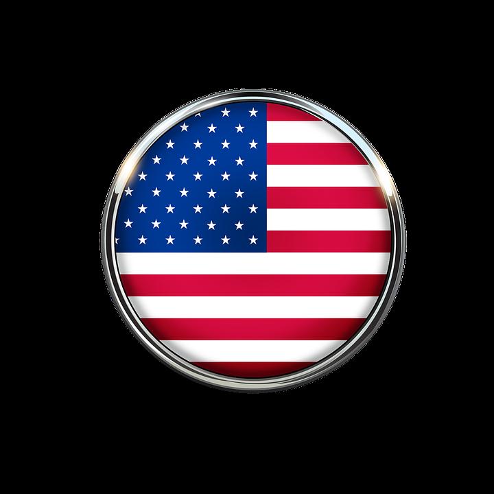 Estados Unidos Usa Bandera.