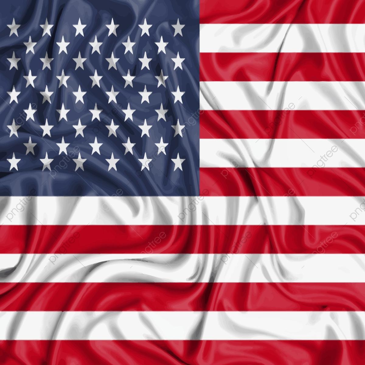 Bandera De Los Estados Unidos Victor, Estados Unidos, Bandera.