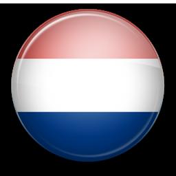 Banderas Animadas de Holanda.