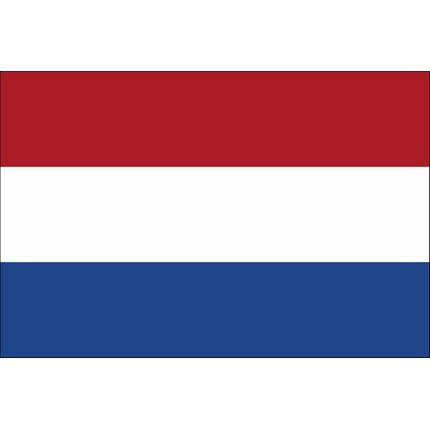 ▷ Bandera de Países Bajos.