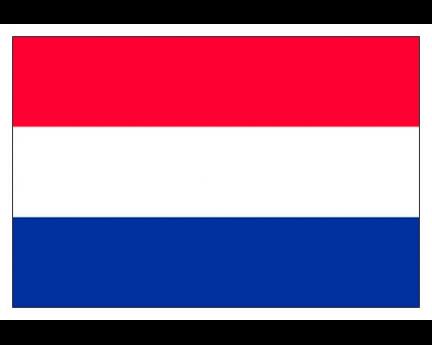 Bandera Holanda.
