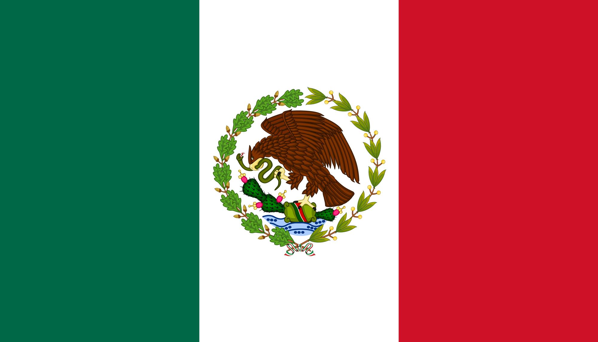 Ymele:Bandera de México (1934.