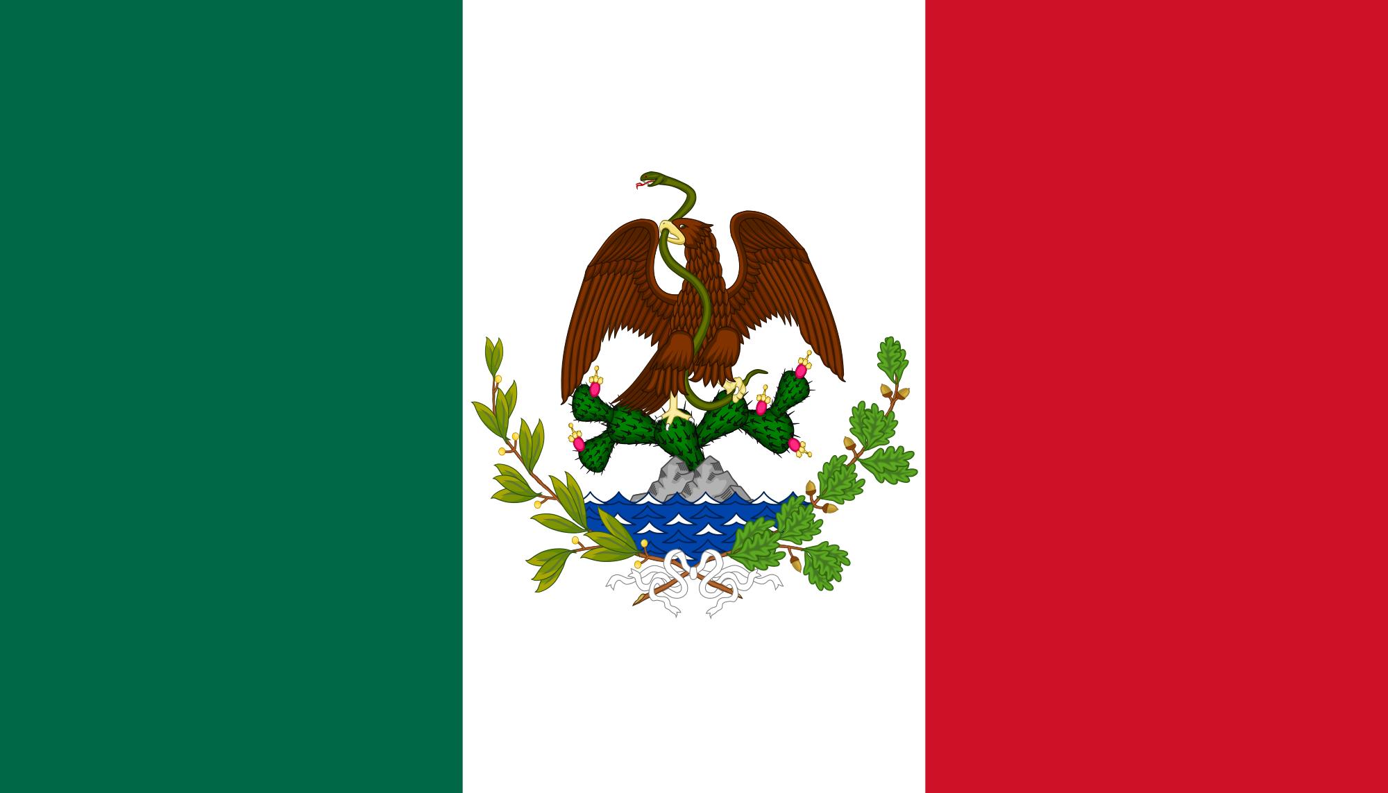 File:Bandera de México (1835.