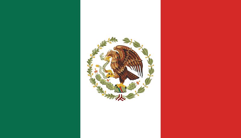 ▷ Bandera de México: significado, historia, origen y evolución.