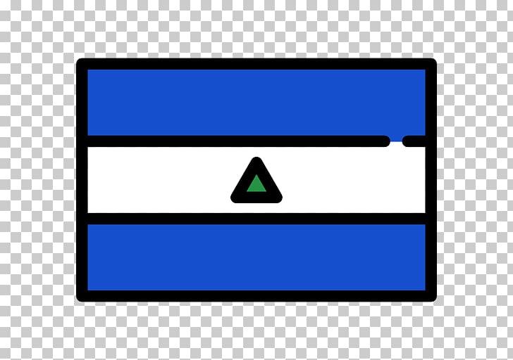 Bandera de nicaragua bandera nacional banderas del mundo.