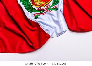 Bandera Del Peru Images, Stock Photos & Vectors.