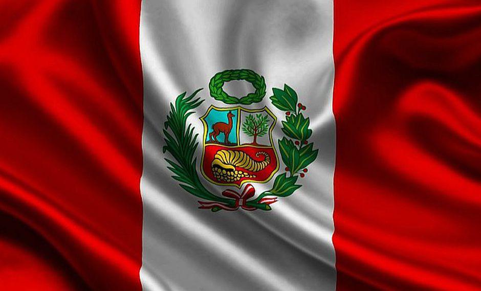 Qué significa la bandera de Perú? bandera de Perú actual.