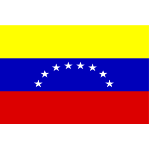 Bandera de Venezuela clipart, cliparts of Bandera de.