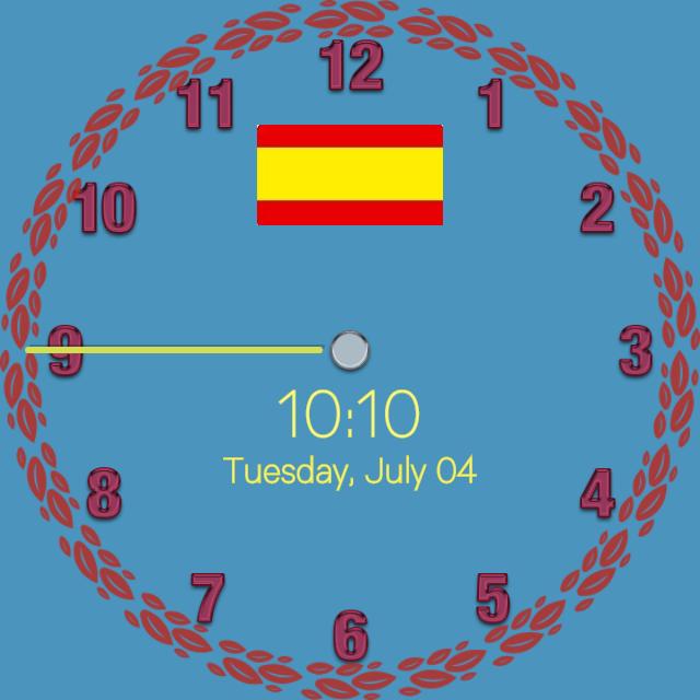 Bandera España for Gear Live.
