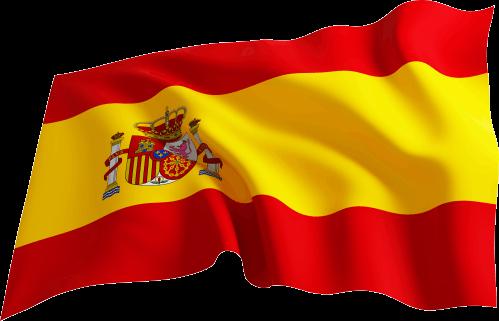 Bandera española png 1 » PNG Image.