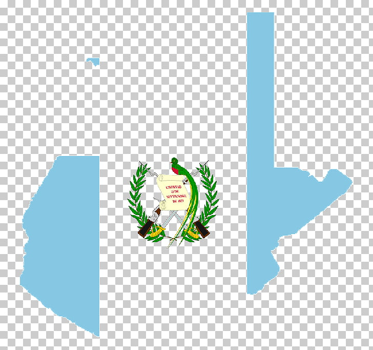 Flag of Guatemala Federal Republic of Central America.