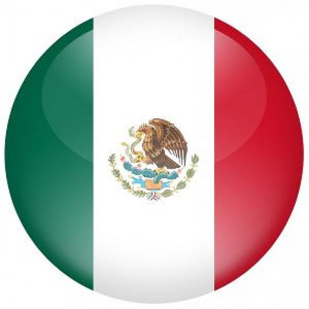 Imágenes de la bandera de México.