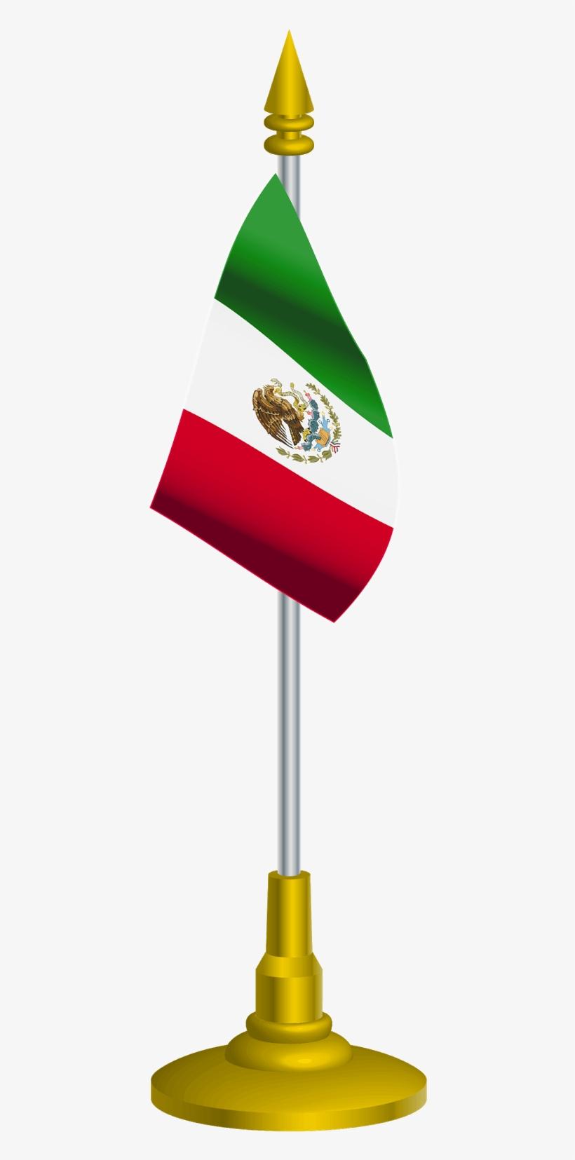 Bandera Mexicana Fotos.