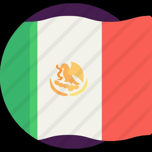 Bandera mexicana.