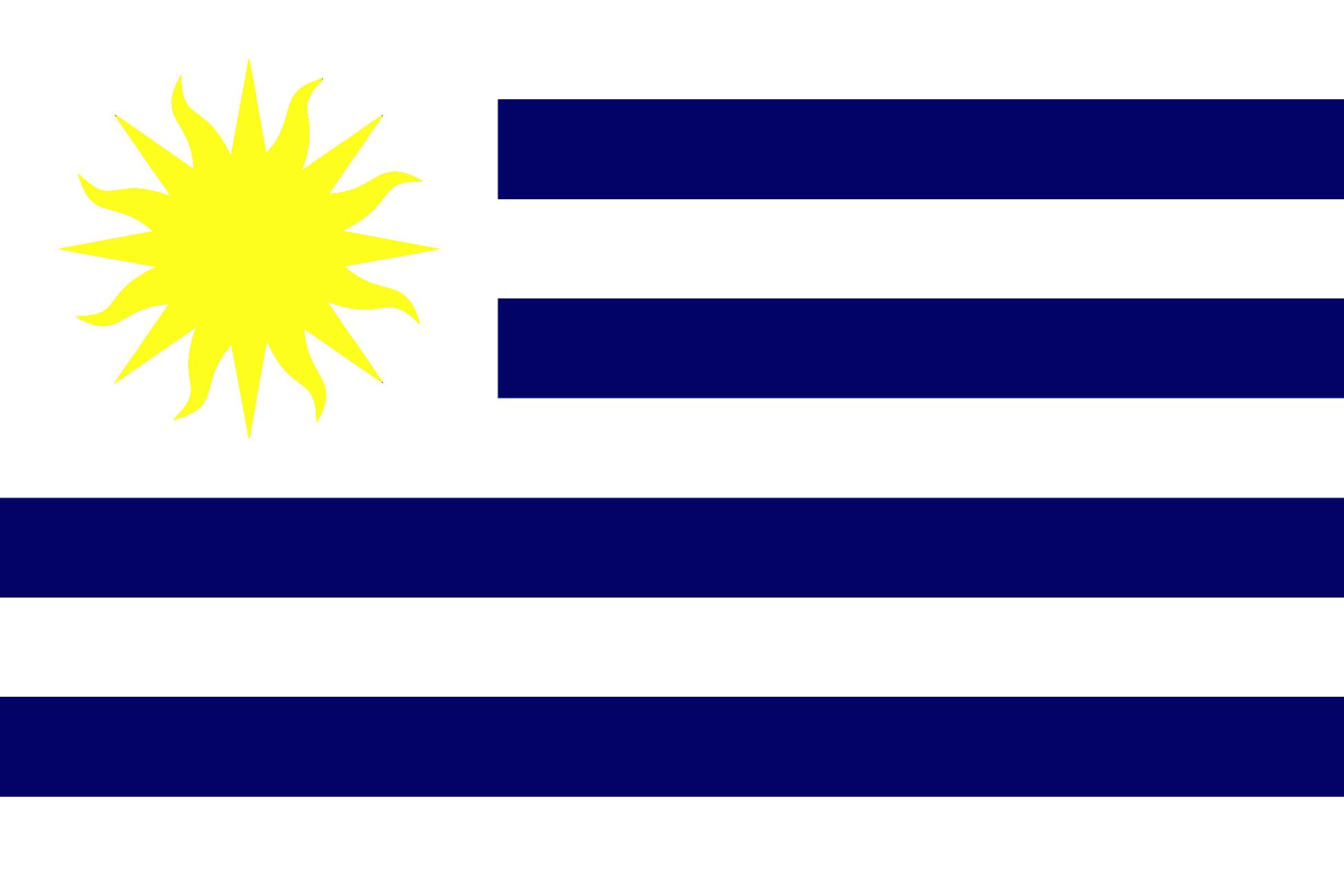 File:Bandera Uruguay Simple.png.