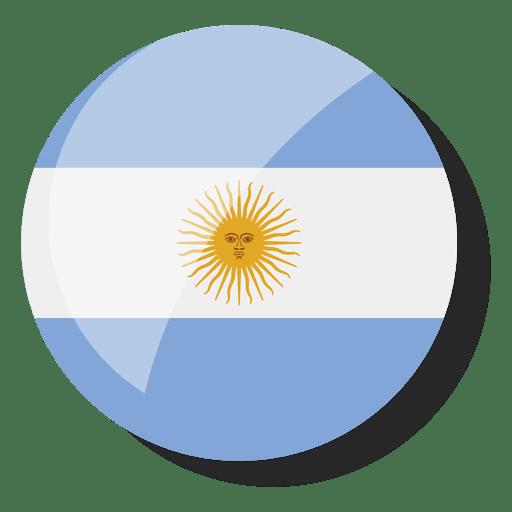 National flag uruguay.
