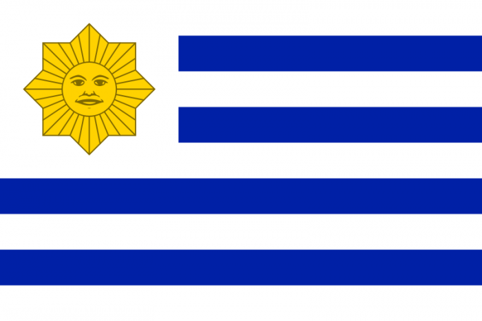 Bandera Uruguay Png Vector, Clipart, PSD.