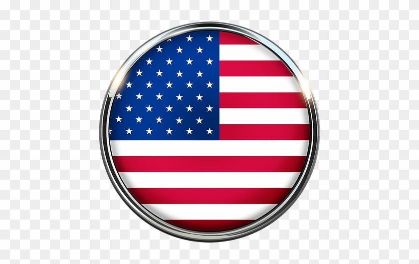 Bandera Usa Png, Transparent Png.