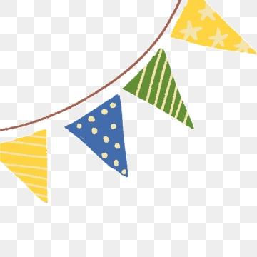 Banderines Fiesta Png, Vectores, PSD, e Clipart Para Descarga.