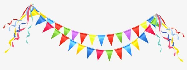 Triangular Flags, Color, Birthday, Triangle PNG Transparent Clipart.