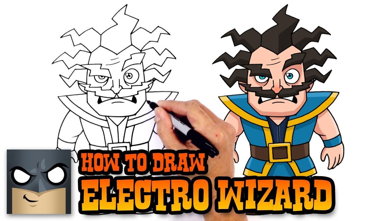 Clash Royale Drawing at GetDrawings.com.