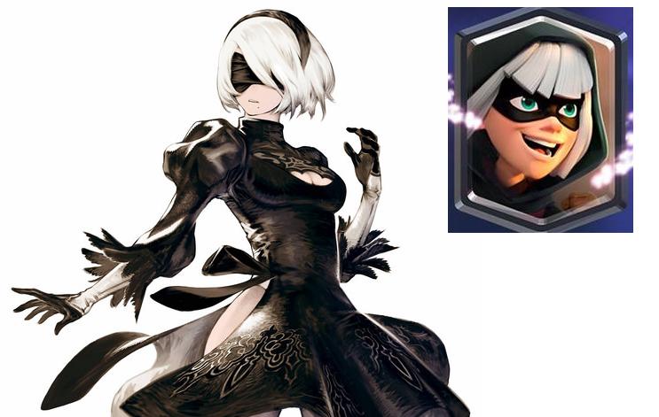 Ask] Did someone else realise the huge similarity between Bandit.