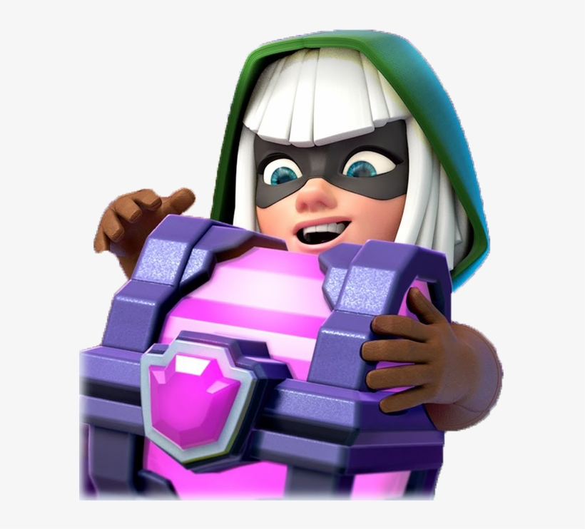 Personnage Clash Royal Png.