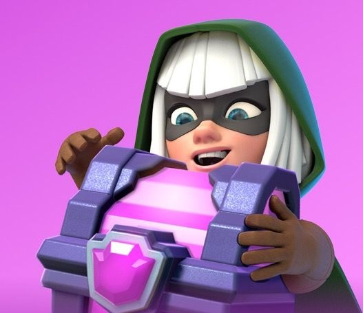 Is Bandit the most overrated card in Clash Royale?.