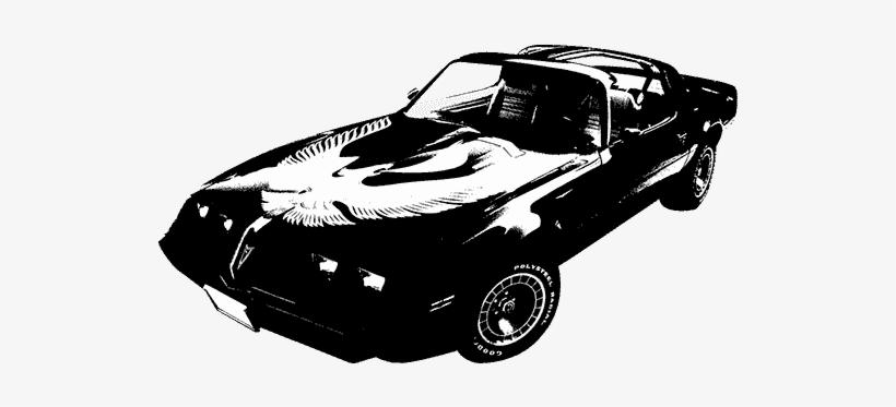 1980 Pontiac Trans Am.