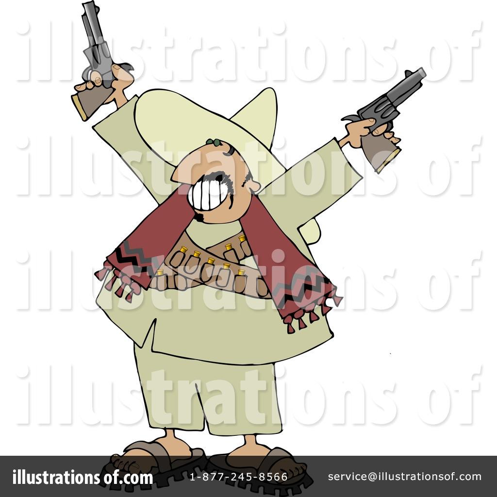 Bandito Clipart #4181.