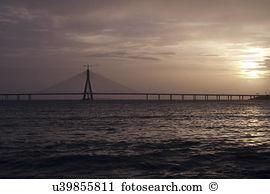 Bandra worli sea link Images and Stock Photos. 24 bandra worli sea.