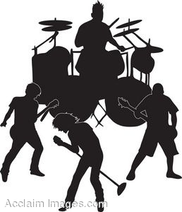 Bands clipart #20