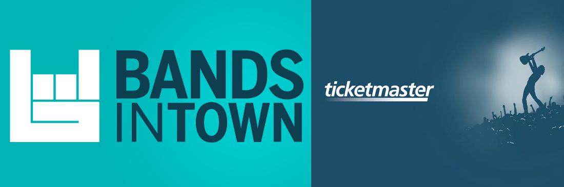 Ticketmaster partners with Bandsintown for in.