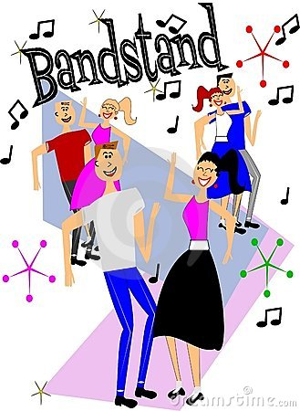 Bandstand Stock Illustrations.