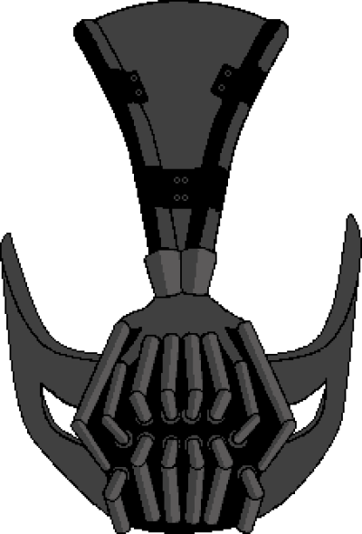 Download Free png Bane mask png 1 » PNG Image.