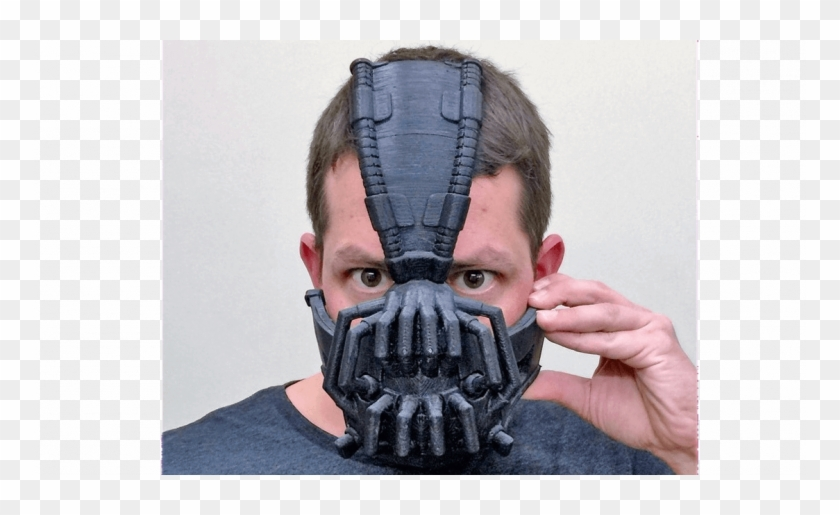 Image Of 3d Printed Mask.