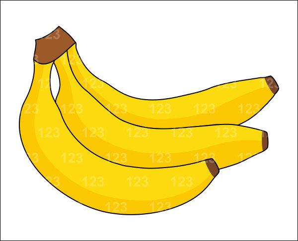 Best Banana Clip Art #18650.