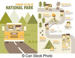 National park Clip Art Vector Graphics. 1,539 National park EPS.