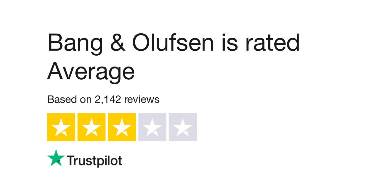 Bang & Olufsen Reviews.