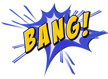 Cartoon Bang Explosion Clip Art Stock Photos, Images, & Pictures.