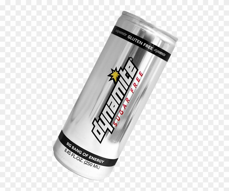 Dynamite Energy Drink.