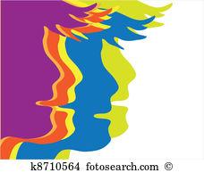 Bang head Clipart Illustrations. 197 bang head clip art vector EPS.