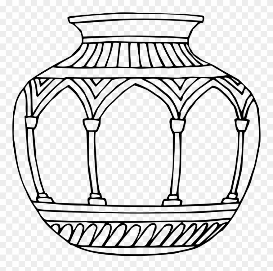 Pottery Clipart Banga.