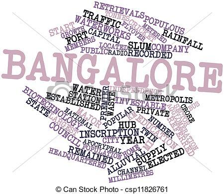 Bangalore clipart.