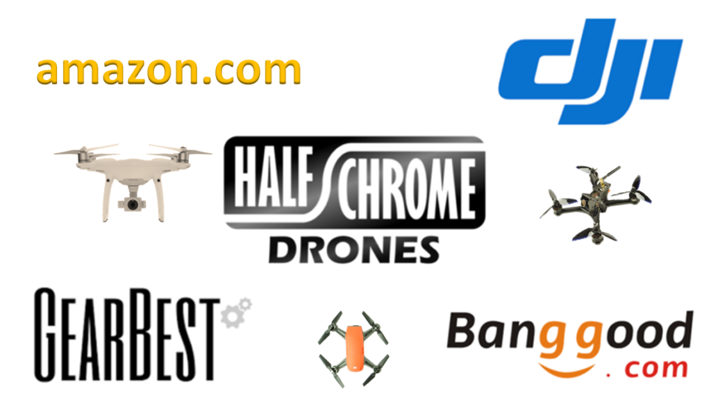 Where is the Best Place to Buy a Drone?.