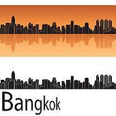 Bangkok Clipart Vector Graphics. 1,076 bangkok EPS clip art vector.