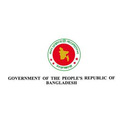Government of the people's republic of Bangladesh logo vector in.